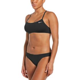 Nike Swim Essential Racerback Bikini Women black